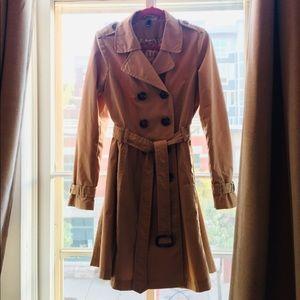 H&M Classic Beige Trench Coat
